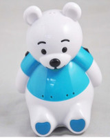 Wholesale Cute mini speaker K30 doll bear cartoon speakers Support SD card U disk mobile phone computer speakers YJ