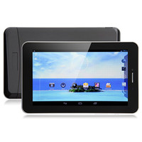 Wholesale 7 Android GB MTK8389 G Tablet Phone Phablet w WiFi Bluetooth GPS CPU GHz