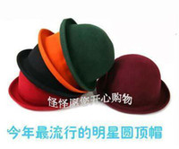 Wholesale All match dome fedoras jazz hat