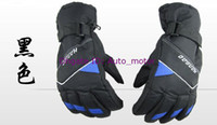 Wholesale Hi quality Electric motorcycle gloves warm wind waterproof men and women riding glove anorak cycling glove