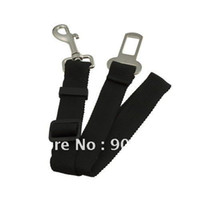 Wholesale Adjustable Pet Car Seat Safety Belt Seatbelt Cat Dog