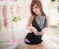Wholesale Coquettish female secretary wear sexy lingerie sexy secretary clothing game uniforms temptation DS costumes