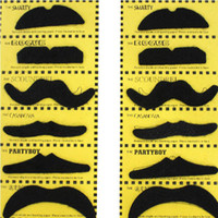 Wholesale New Arrival Adhesive Set of Stylish Costume Fancy Party Fake Mustache amp Wholesales