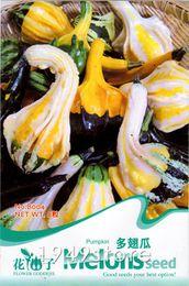 Wholesale 1Bag Pumpkin Seed Vegetable Cucurbita Pumpkin Natural Organic Green Food