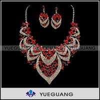 Wholesale Retro classic popular earrings flower petals earring bride necklace flower petals necklace pendant WYX
