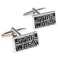Wholesale star wars cufflinks fun cuff links