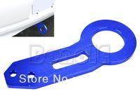 Wholesale New Car Auto Rear Tow Hook Towing Set Anodized Aluminum Blue