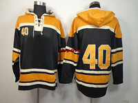 Ice Hockey Men Full Tuukka Rask 40 Bruins New Arrival Athletic Canada Hockey Hoodie Apparel Hockey Hoodie Player Jackets All Team High Quality 2014