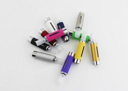 Wholesale 11colors MT3 Clearomizer eVod BCC MT3 Detachable Atomizer EGO Cartomizer fit for E Cigarette Battery CPA ship