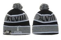 Wholesale XLVIII Pom Beanies Caps New Knit Hats Sports Cap Mix Match Order All Caps Popular New Arival Jan in stock Top Quality Hat