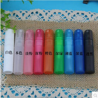 Plastic   good one 5ML perfume points bottling plastic bottle spray bottle perfume bottle spray bottle 2000pcs