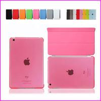 Cheap Smart Cover/Screen Cover matte case Best 9.7'' For Apple folding case