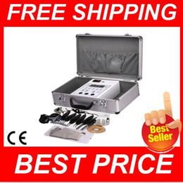 Skin Spa Salon Microcurrent Face Lift Facial Machine Toning Bio Skin care hot cold hammer Galvanic equipment High quality