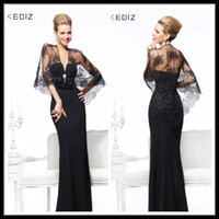 Cheap Model Pictures Evening dresses Best V-Neck Chiffon party gowns