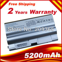 Wholesale NEW CELL Laptop Battery For SONY VGN FZ VGP BPS8 VAIO VGN FZ11L VAIO VGN FZ17 VGN FZ15