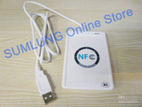 Wholesale contactless smart RFID Mifare DESFare card reader Writer