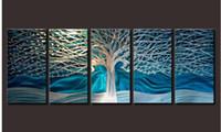 More Panel abstract wall sculptures - Artwork Metal Wall Art painting abstract wall artwork contemporary wall decor Metal Sculpture Wall ART Home Decor