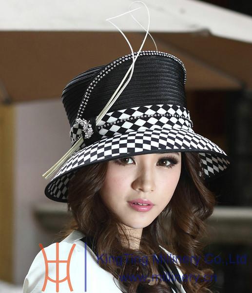 Hat Women Winter Dress Hat