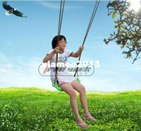 Wholesale Outdoor swing material PE swing chair
