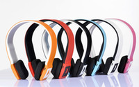 Best Bluetooth Stereo Headset On Ear Handfree Headphone for Mobile Cell Phone Laptop Tablet BH-2013(8251)