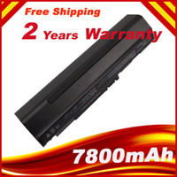 Wholesale 7800mAh Laptop battey for ACER Aspire One A110 A150 Aspire One D150 D250 UM08A31 UM08A32 UM08B31 UM08B32 UM08A71 UM08B71
