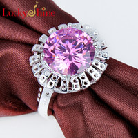 925 silver stone china jewelry silver engagement ring R0381