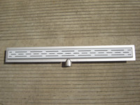 Wholesale 700mm stainless steel shower drainer with mm outlet