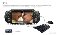 android game console jxd - JXD S5110 MP3 MP4 MP5 Game Player Android OTG WIFI Ice Cream Screen Games Console