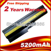 Wholesale Laptop Battery for IBM Lenovo ThinkPad R60 R60e R61 R61e R61i T60 T60p T61 T61p R500 T500 W500 SL400 SL500 SL300 SL510
