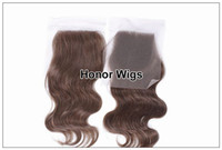 Wholesale New Womens Fashion Accessories Sexy Long Hair Pieces for Sale Body Wave Brown Color Human Chinese Hair Smooth to Touch Wigs HP35 BW