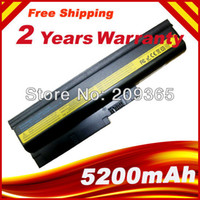 Yes Stock Li-Ion Laptop battery for Thinkpad T61 R60 Z60 z61 T60 R61 replacement for IBM LENOVO 41N5666 42T4504 42T4511 40Y6797