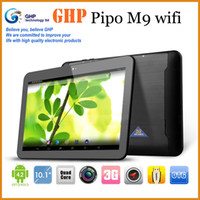 "Cheap PiPo M9 PRO 3G WIFI 10.1"" Capacitive Retina Display Android 4.2.2 Quad Core RK3188 1.8GHz Tablet PC Phablet with Built-in 3G,GPS,Bluetooth"