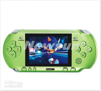 Wholesale inch PXP pocket handheld game player game consoles bit TV out function thousands of good gam
