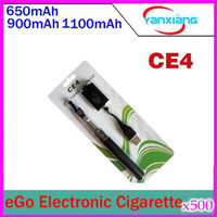 Electronic Cigarette Bag For E-Cigarette  DHL 500PCS eGo best price with high quality fashion model EGO e cig with CE4 CE5 RW-EC-01