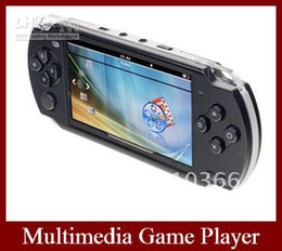 Wholesale - 1pc lot 4.3 Inch Video Game Player 16GB Memory HD Screen MP5 Player EMS Free Shipping