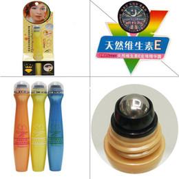 Wholesale anti wrinkle amp nourishing roll on eye cream eye gel massage Radiance Whitening bright eyes Essence c