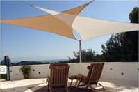 Wholesale shade sail m swimming pool sun shade net Outdoor courtyard sunshade sail shade