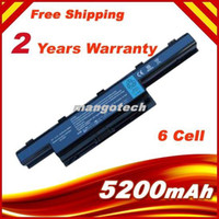 Wholesale Laptop battery for ACER Aspire G Z G Z ZG G Z ZG