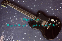Solid Body 6 Strings Mahogany New arrival Custom Shop G Special SG Inlay Electric Guitar In Black 100% Excellent Quality Guitars !!!