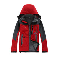 Wholesale New Fashion Men s Breathable Windproof Waterproof Windbreaker Sports Softshell Outdoor jacket Men wear