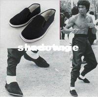 Wholesale New Chinese Martial Art Kung Fu Shoes Slipper wushu tai chi shoes
