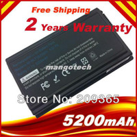 Wholesale 5200mAh laptop Battery for Asus NLF1B2000Y A32 F5 F5VI F5VL F5Z X50C X50GL X50M X50N X50RL X50SL X50Sr X50VL X59Sr NEW