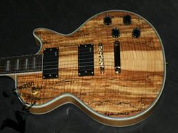 Custom Guitar Deadwood texture Electric Guitar Chinese guitar Free shipping