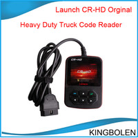 Wholesale Professional Truck Diagnostic too Launch CR HD CR HD Original Heavy Duty Truck Code Reader Scan tool