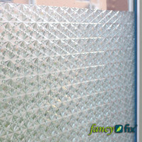 Wholesale Decorative Static Cling Privacy Window Film S163