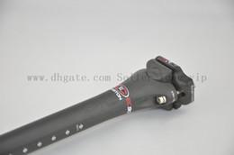 Wholesale EC90 Full carbon fiber Road amp mtb bicycle seatpost bicycle parts mm