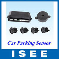 Wholesale 2 Car Parking Reverse Backup Rear Radar Kit Sensor Alarm Buzzer Security System China Post