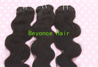 Wholesale 2013 New Arrivals Virgin Malaysian Hair Extension Body Wave silky texture DHL