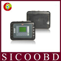 Wholesale 2014 silca sbb key programmer with year software update car key programming machine sbb v33 with