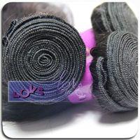 Cheap Natural Color Virgin Human Hair Best 110gram per piece Straight Human Hair Weave